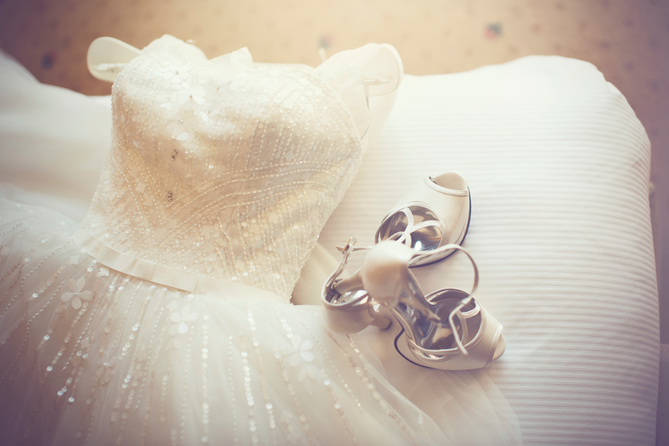 wedding dress - Mistake you shouldn't make when shopping - Miami wedding planner - Haute Couture Events