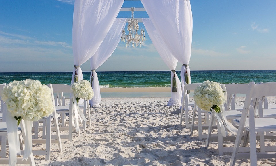 Destination wedding Miami - Miami Wedding Planner - Haute Couture Events