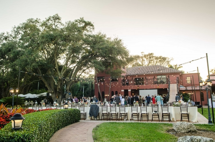 miami outdoor wedding venues