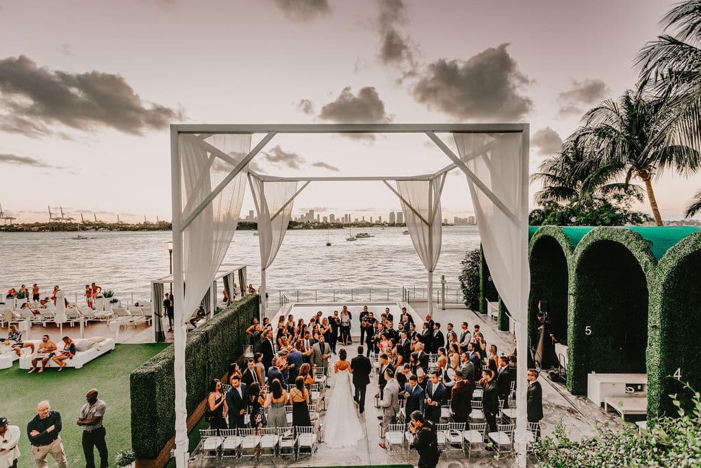 Wedding coordinator Miami