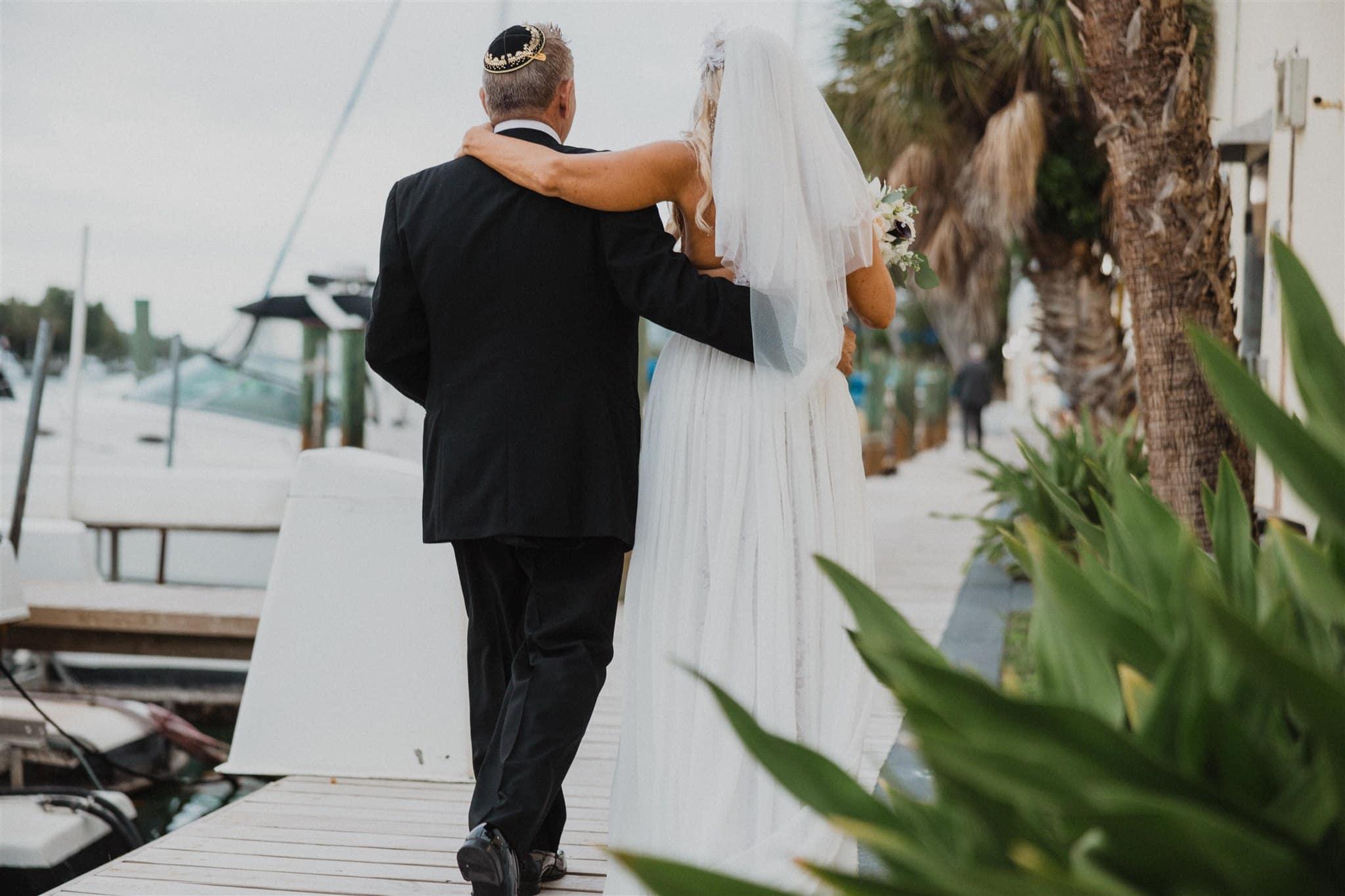 Miami Ceremony on the beach