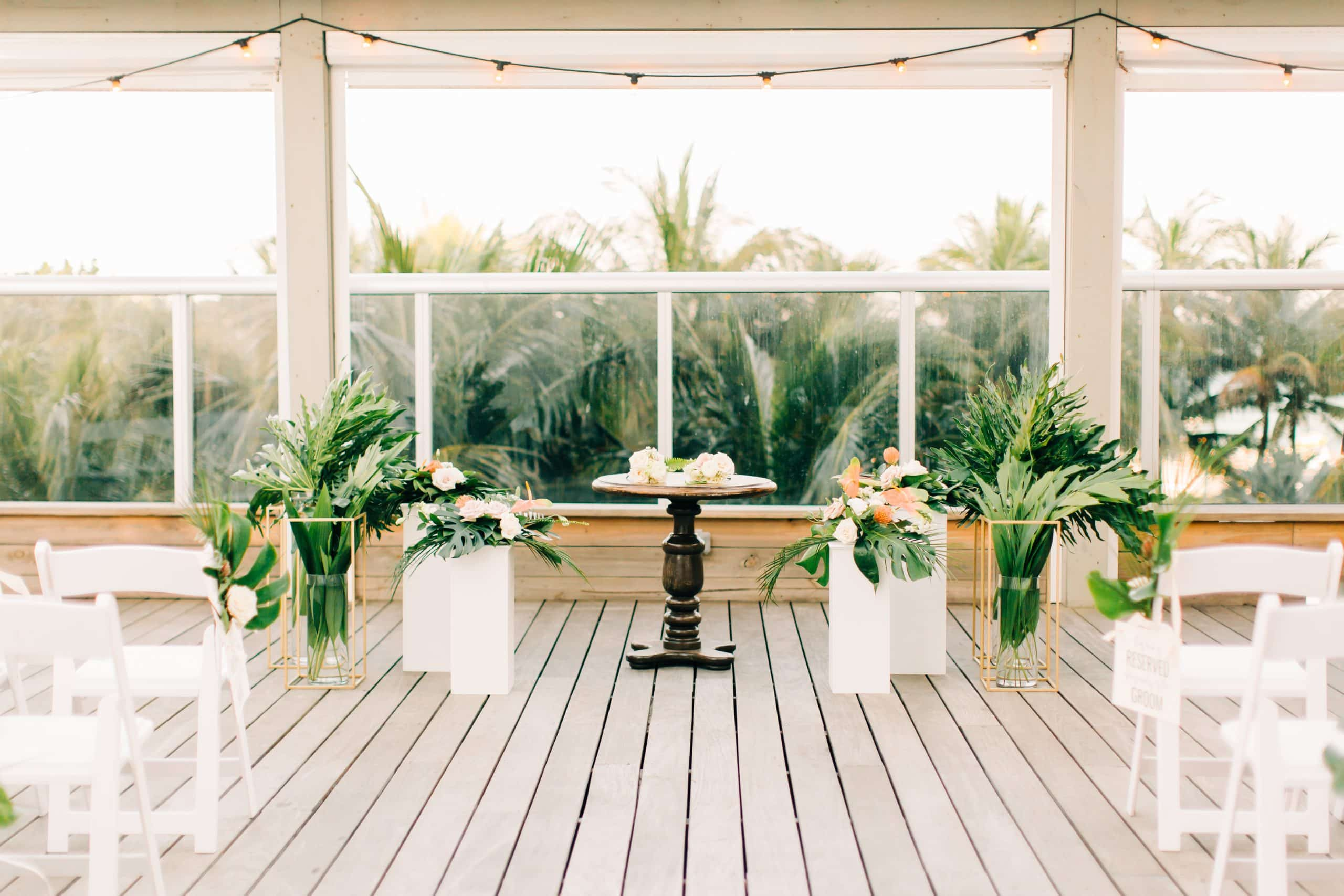 wedding planning south Florida